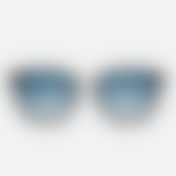 Unisex Ando Black Sunglasses