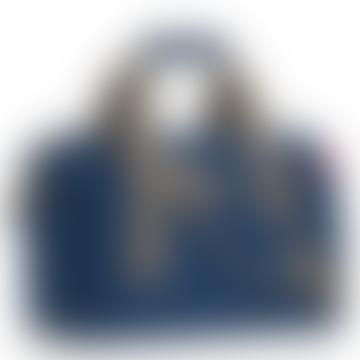 Medium Dark Blue Allrounder M Shoulder Bag