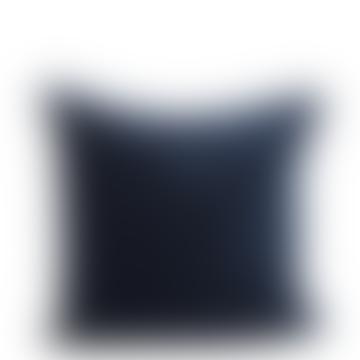 Sumptuous Teal Velvet Cushion