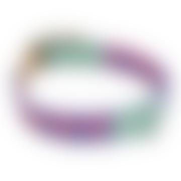 Large Nebula Dog Collar