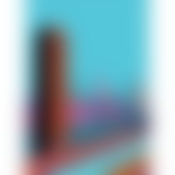 Tate Modern City Skyline A3 Unframed Print