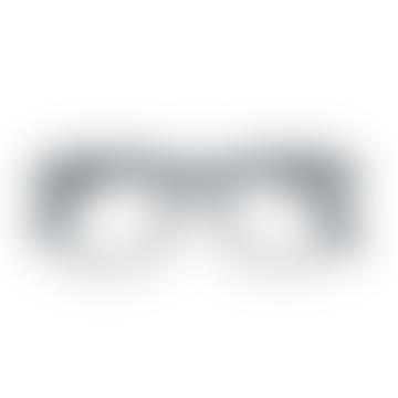 IZIPIZI Reading Glasses in Grey (Frame Shape: #E)