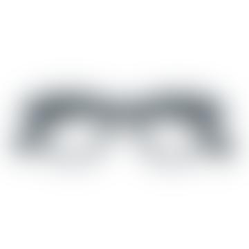 Reading Glasses in Grey (Frame Shape: #C)