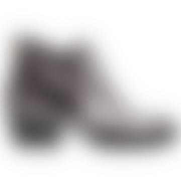Hudson Grey Apisi Velvet Boot