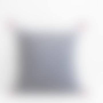 Black 16x16 Adele Pillowcase