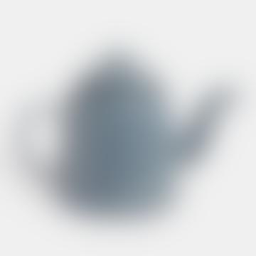 Falcon Enamelware Pigeon Grey Teapot