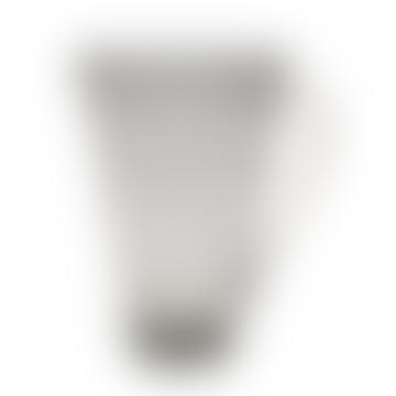 Jenny Blanc Grey Handmade Glass Pitcher