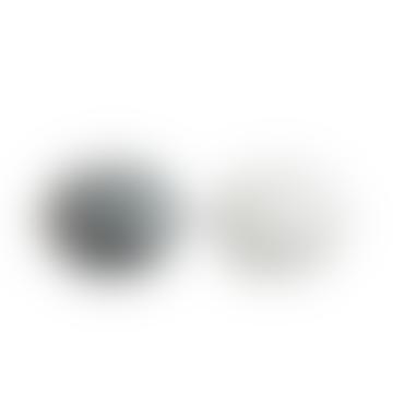 Dassie Artisan Grey Dassie Artisan Kanti Marble Tealight Holder