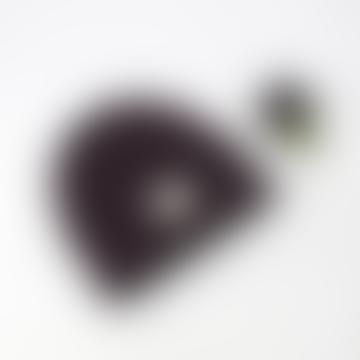 IDIOMA Melanzane Classic Beanie Hat