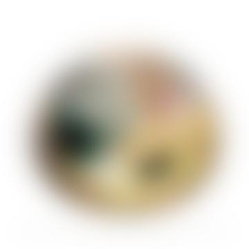 Dartington Crystal Klimt The Kiss Paperweight