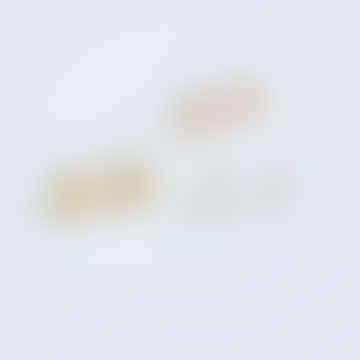 Simples boucles d'oreilles croix