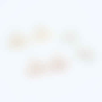 Boucles d'oreilles maigres