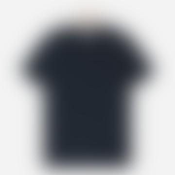 Hutspot Round Neck T-Shirt Women Charcoal