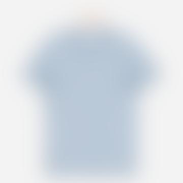 Hutspot Round Neck T-Shirt Women Blue
