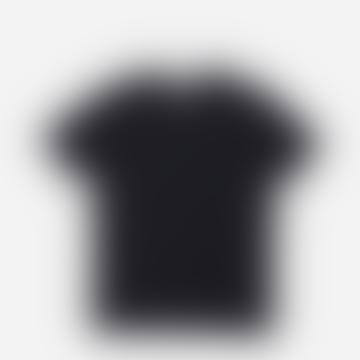 Hutspot Round Neck T-Shirt Men Charcoal