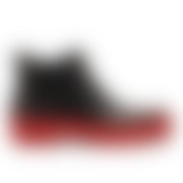 Red Chelsea Rainwalker Boot