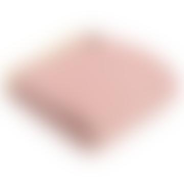 Dusky Pink Beehive Pure New Wool Throw 150cm x 183cm