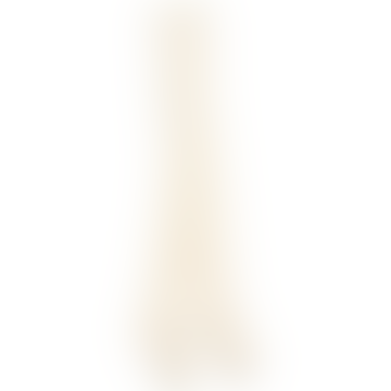 Luxury Ivory Cotton Tights