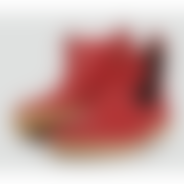 Unisex Red 'Jodhpur' I-Walk Boots