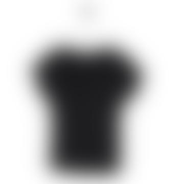 U-W T-Shirt black