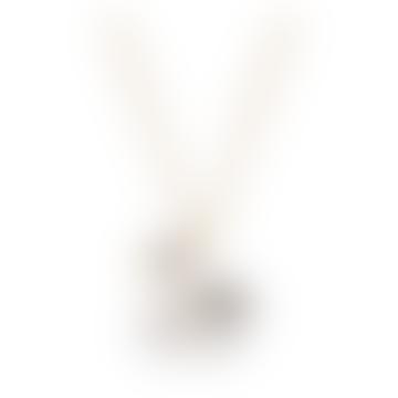 A Mini Penny Mini Swan Necklace
