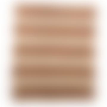 Wukra Striped Wool Rug