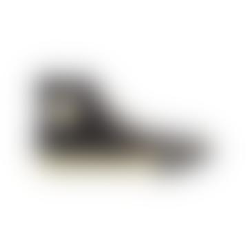 Colchester Rubber co. Black Colchester High Top Shoe