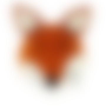 Mini Felt Fox Head