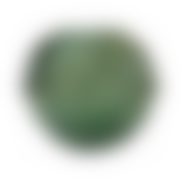 Grand Illusions Green Globe Vase Brassica