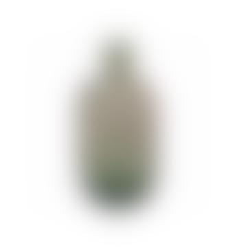 Green Apothecary Bottle Vase