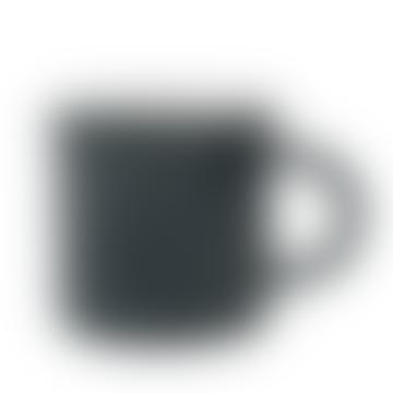 Slate Vintage Inspired Tinware Mug