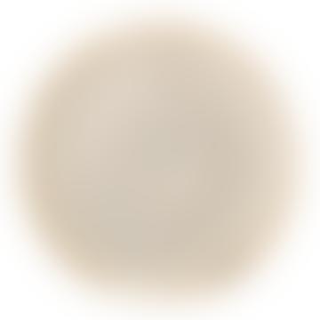 Bloomingville Golden Aruba Plate in Stoneware