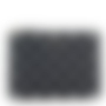 CDG Wallet Polka Dots Printed (Black SA5100PD)