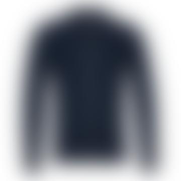 Indigo John Smedley 6 Singular Full Zip Jacket