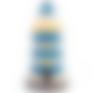 Blue And White Small Lighthouse Lamp