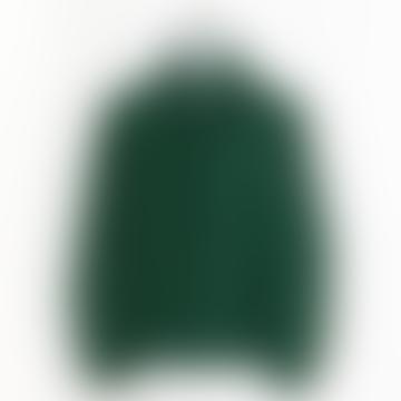 Born Bottle Green Essentials Hooded Light Wind Jacket