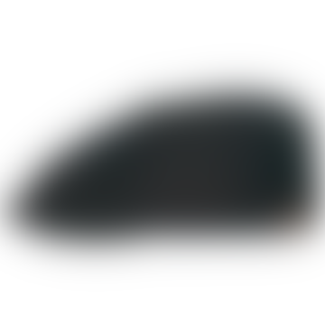 Charcoal Grey Hatteras Flat Cap