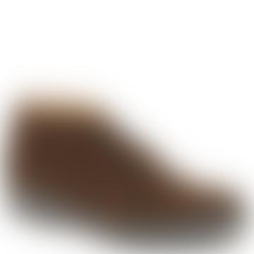 Sanders Brown Suede Chukka Boots