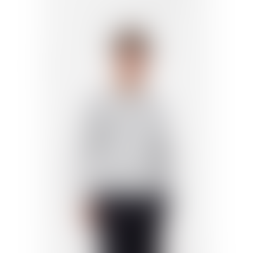 Hutspot Slate Grey Men Long Sleeved T Shirt