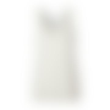 New White Billie Slinky Top