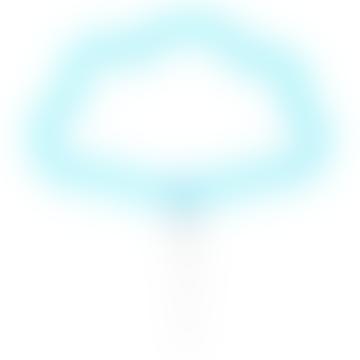 A Little Lovely Company Blue Cloud Neon Light