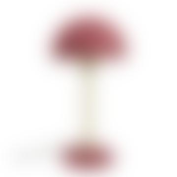 Dusty Pink Bonnet Table Lamp