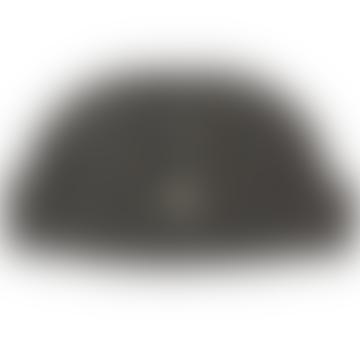 Melange Wool & Cashmere Fisherman Beanie Hat