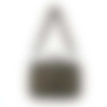 Dark Olive Solomon Hybrid Backpack & Messenger Bag