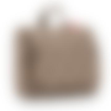 Diamonds Mocha XL Foldable Toilet Bag