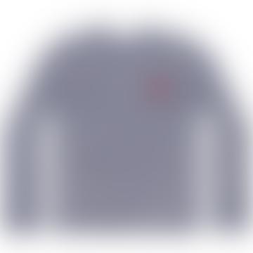Play Comme des Garçons Striped T-Shirt (Navy/White) P1T010