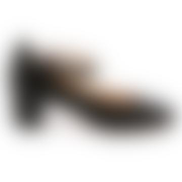 Black Bayswater Maryjane Shoe