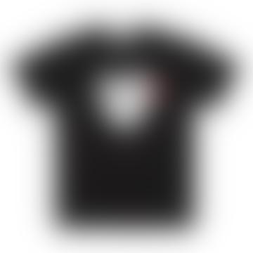 Comme Des Garcons Play Red Play Comme des Garçons T-Shirt (Black/White) P1T116