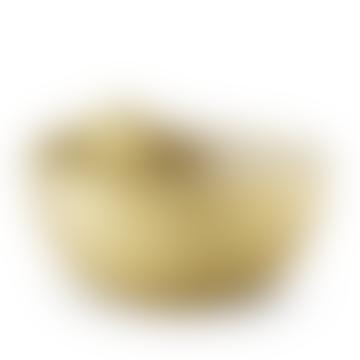 Stelton Small Brass Peak Bonbonierre Trinket Box