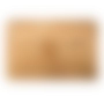Cork Case Sleeve Ipad size Light Brown